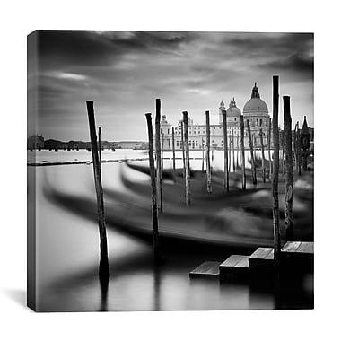 iCanvas Venice Santa Maria Della Salute by Nina Papiorek Photographic Print on Wrapped Canvas