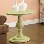 Riverside Furniture Placid Cove End Table; Green