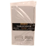 JAM Paper® Silver Rectangular Table Cover Paper, Sold Individually