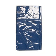 JAM Paper® Rectangular Party Napkins Guest Towels, 8 x 4.5, Blue, 16pack (8255720739)