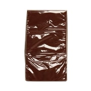 JAM Paper® Rectangular Party Napkins Guest Towels, 8 x 4.5, Chocolate Brown, 16pack (8255720738)