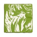 JAM Paper® Medium Napkins, 6.5in. x 6.5in. Lime Green, 50/Pack