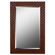 Kenroy Home 42 x 28 Interlace Wall Mirror