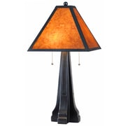 Kenroy Home 28 Metal  Miles Table Lamp