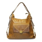 Lithyc™ 12 x 12 1/2 x 4 Jezebel Shoulder Bag/Backpack, Cognac