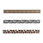 SEI Barbosa Animal Print 3-Piece Wall Hook System