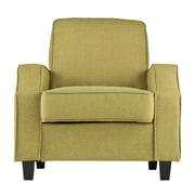 SEI Parkdale Polyester Arm Chair,Green