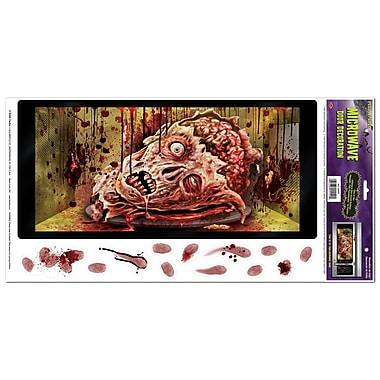 Halloween Microwave Door Decoration, 12