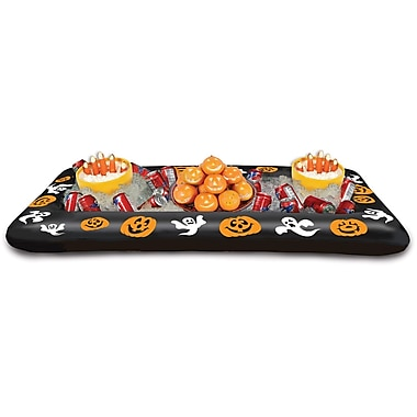 Inflatable Halloween Buffet Cooler, 28