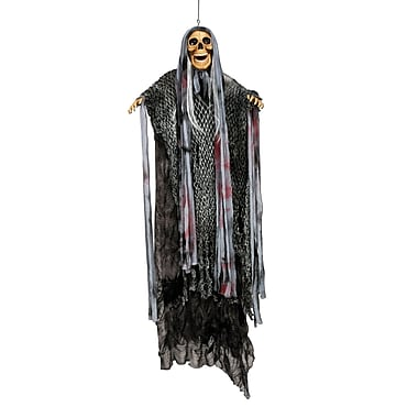 Spinnin' Hangin' Skeleton, 4' 10