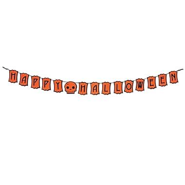 Happy Halloween Streamer,5