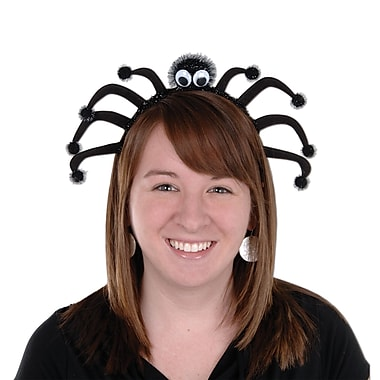 Spider Headband, One size fits most, 2/pack