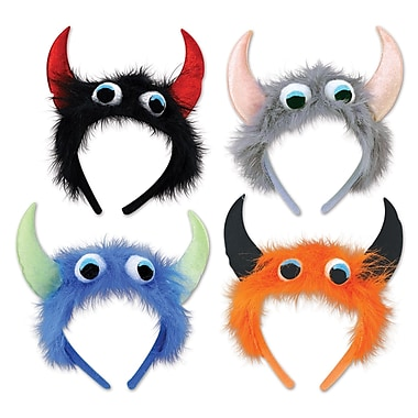 Monster Headbands, One size fits most, 12/pack