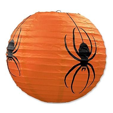 Spider Paper Lanterns, 9 1/2