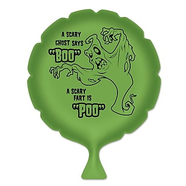 A Scary Ghost Says Boo Whoopee Cushion, 8