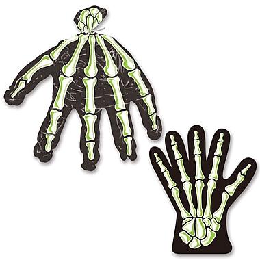 Skeleton Hand Treat Bags, 9