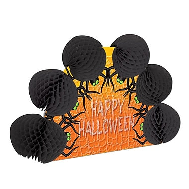 Halloween Spiders Pop-Over Centerpiece, 10