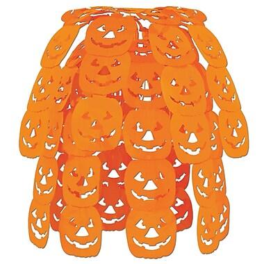 Cascade citrouille lanterne, 24 po, paq./2