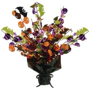 "Beistle 15"" Halloween Gleam 'N Burst Centerpiece, 3/Pack"