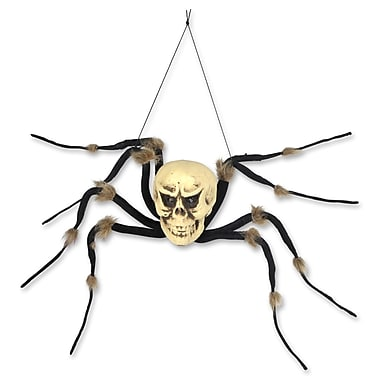 Spider Skeleton Creepy Creature, 3' 2