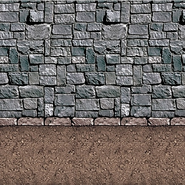 Dirt Floor Backdrop, 4' x 30'