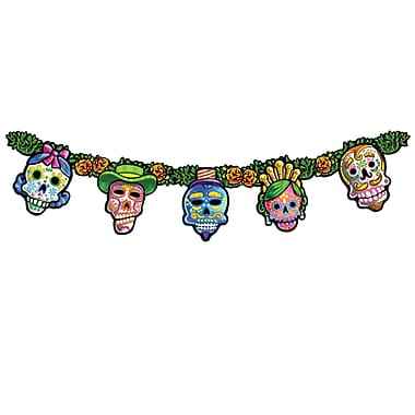 Day Of The Dead Streamer, 9