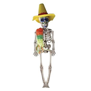 Day Of The Dead Male Skeleton, 17