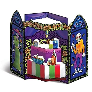 Accessoire autel jour des Morts, 3 pi 1 po x 25 po, paq./2