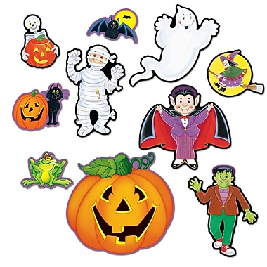 Kid Friendly Halloween Cutouts, 5