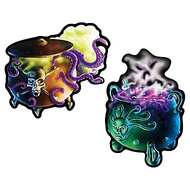 Cauldron Cutouts, 16