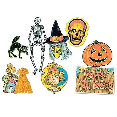 Halloween Decorama, Assorted sizes