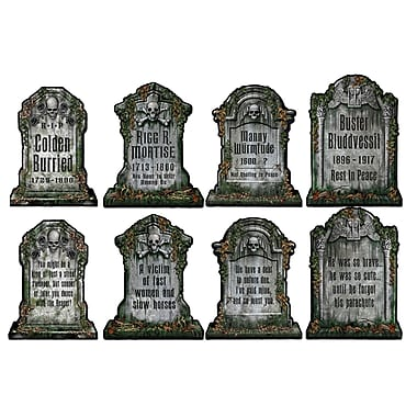 Tombstone Cutouts, 16