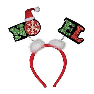 Beistle Glittered Noel Boppers