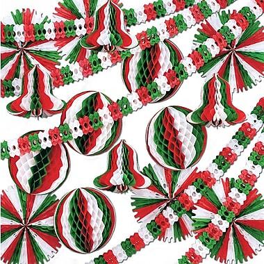 Beistle 27-Piece Christmas Display Decorator
