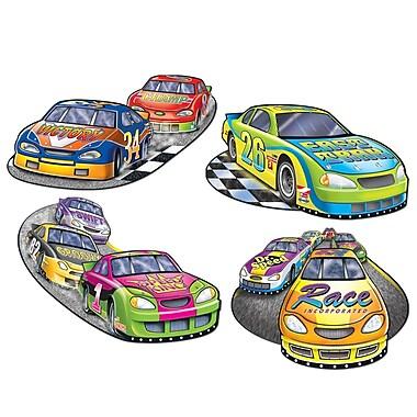 Printed Racing Cutouts, 16
