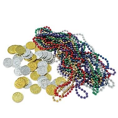 Beistle Treasure Loot, Assorted, 124/Pack