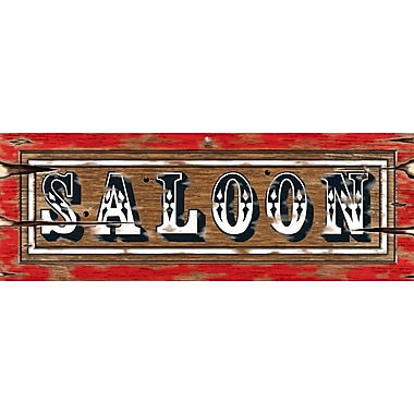 Saloon Sign, 8