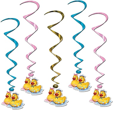 Multi-Colour Just Duckie Whirls, 3', 4