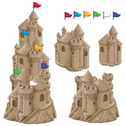 Beistle 4' Stackable Sandcastle Cutouts, 6/Pack