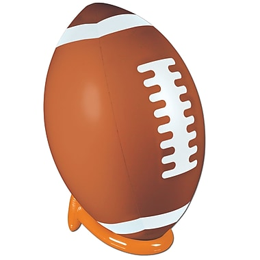Inflatable Football & Tee Set, 3' 3