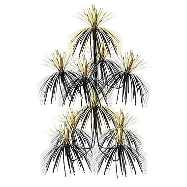 Lustre feu d'artifice, 24 x 12 po, 2/paquet