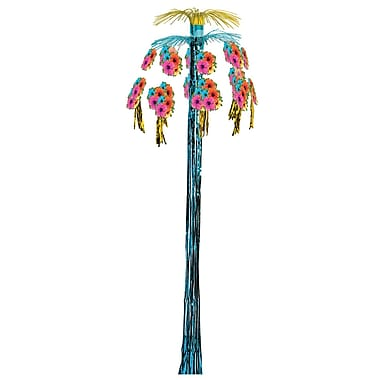 Beistle 8' Hibiscus Cascade Fountain, 2/Pack