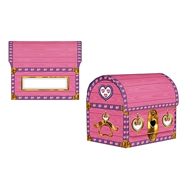 Princess Treasure Chest, 6-1/2