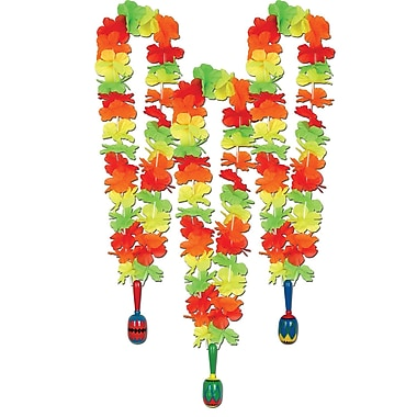 Fiesta Lei With Maraca Medallion, 36