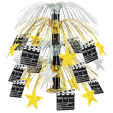 Movie Set Clapboard Cascade Centerpiece, 18