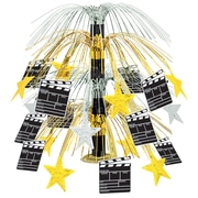 "Beistle 18"" Movie Set Clapboard Cascade Centerpiece, 3/Pack"