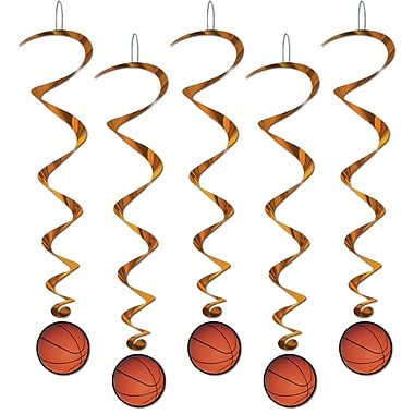 Basketball Whirls, 3' 4