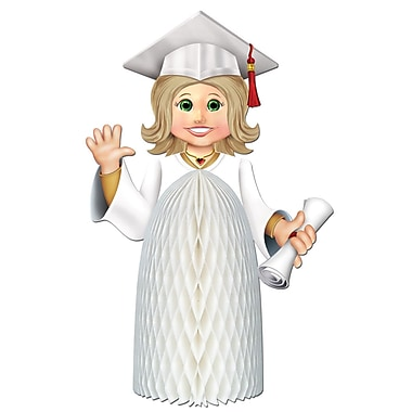 Girl Graduate Centerpiece, 11