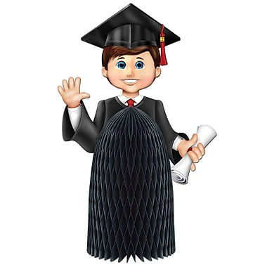 Boy Graduate Centerpiece, 11