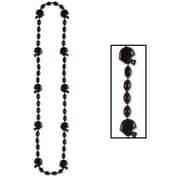 "Beistle 36"" Football Beads Necklaces"